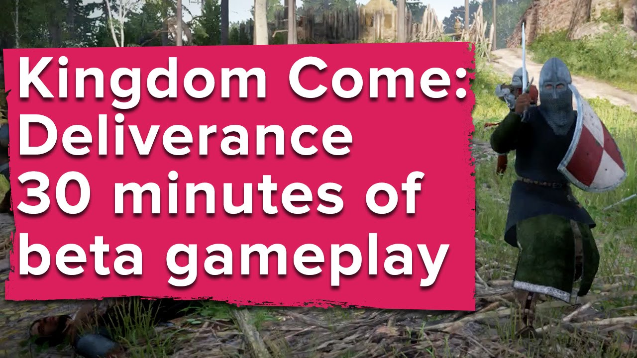 Beta deliverance release come kingdom vs 5 Games