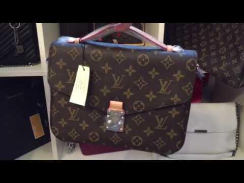 Сумка Louis Vuitton 🎗🔺Материал: канва+кожа 🔺Цена: 7000р.