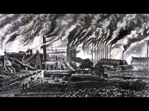 How Industrial Revolution impact the environment? Jasmine Liu~