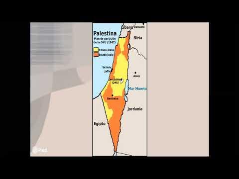 La Creación Del Estado De Israel
