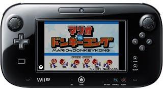 ゲームボーイアドバンス(Wii Uバーチャルコンソール) マリオvs.ドンキー...