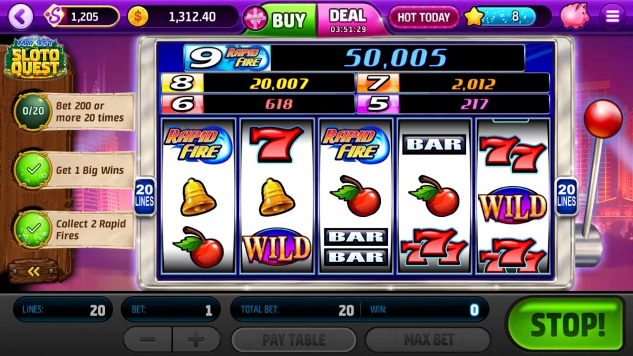 Slotomania Slots Free Vegas Casino Slot Machines Rapid