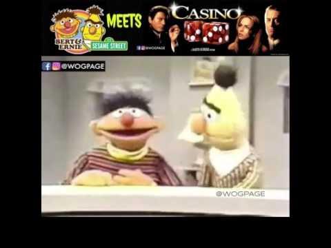 Youtube bert ernie casino santa ana star casino nm