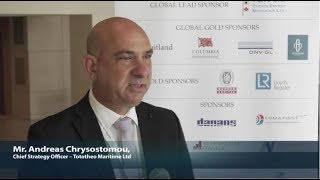2018 8th Annual Operational Excellence in Shipping - Andreas Chrysostomou Interview