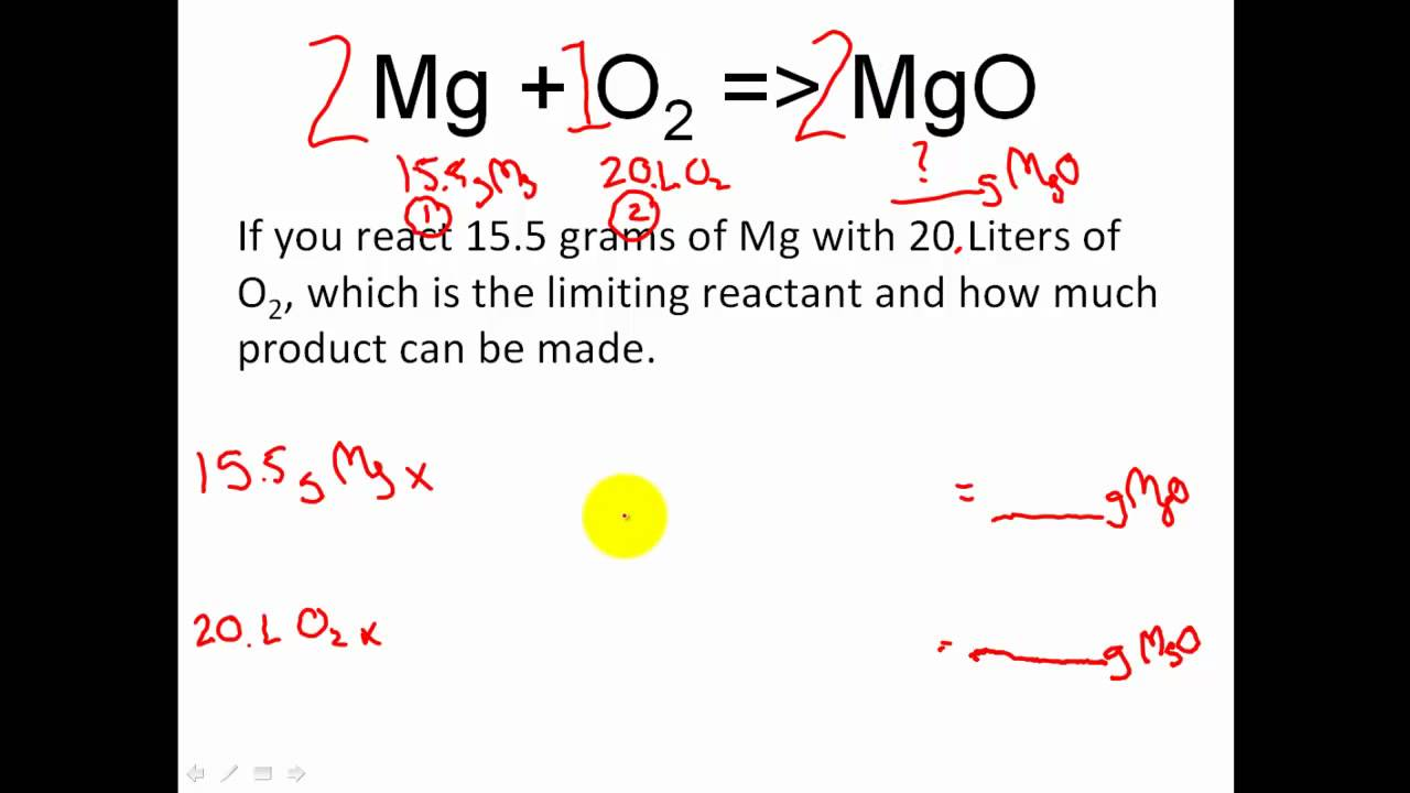 Stoichiometry limiting reactant excess reactant stoichiometry stoichiometry limiting reactant excess reactant stoichiometry moles youtube robcynllc Image collections