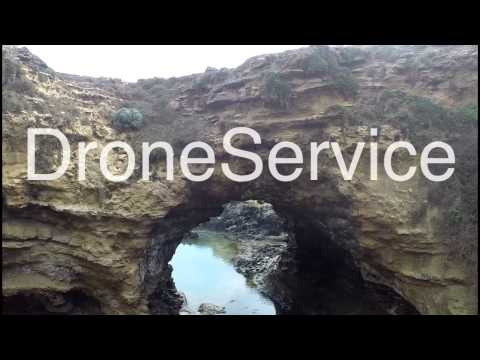 Port Campbell the Hole - Australia - 2.7K video 25p