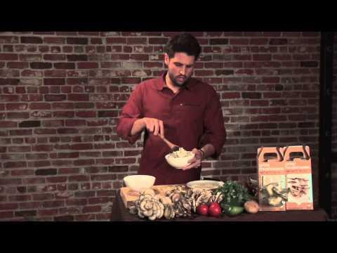 How to Make Mushroom Raviolis : Mushroom Recipes