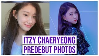 JYP ITZY(있지) CHAERYEONG PREDEBUT PHOTOS, VIDEOS | 이채령 과거 사진, 춤영상