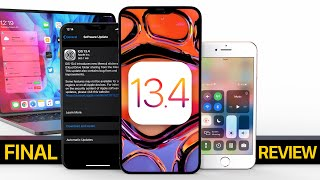 iOS 13.4 Released! Final Review