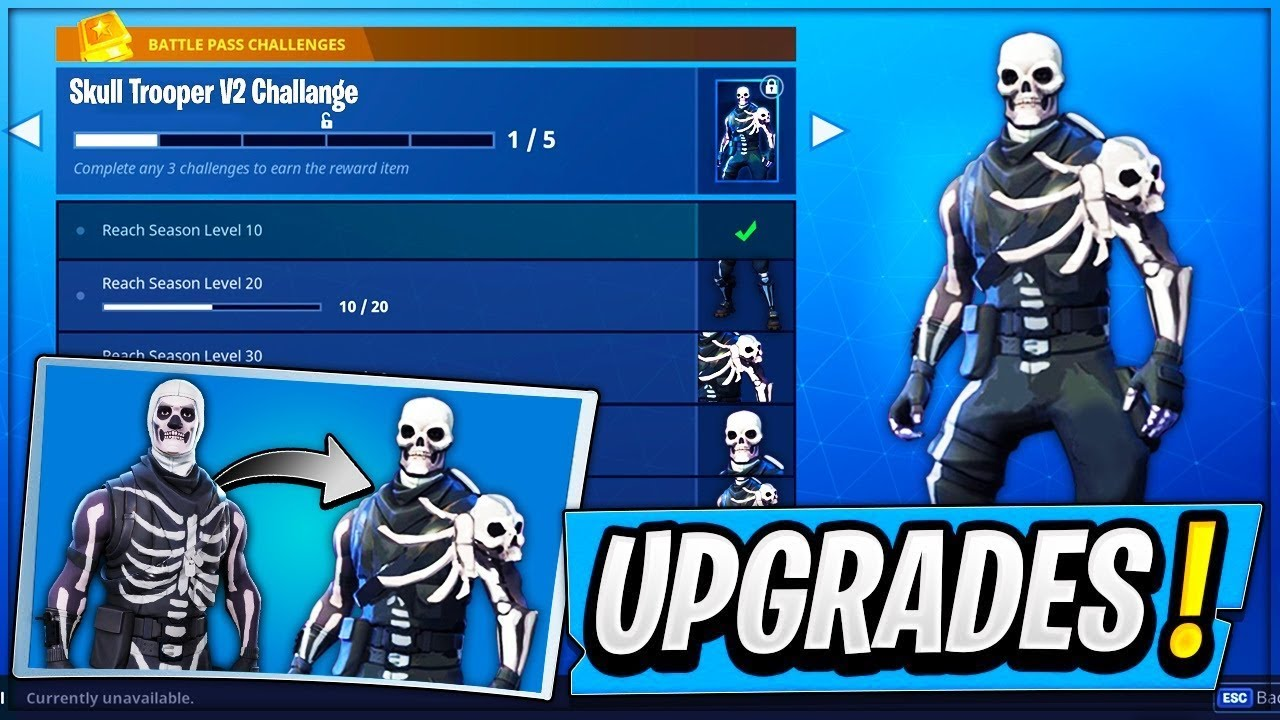 *NEW* SKULL TROOPER OUTFIT