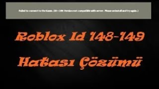 148-149 Lösungssuche Eingabe Roblox Roblox-ID (Windows 8-10)