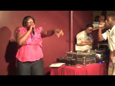 Hip Hop Karaoke NJ   07 10 10   Flava in Ya Ear REMIX Miss A   YouTube