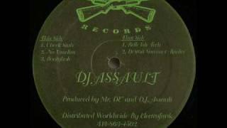 Dj Assault - Detroit Summer