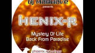 DJ Madwave pres. Henix-R - Mystery Of Life (Original Mix)