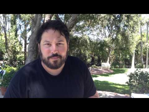 Greg Grunberg accepts the ALS ICE BUCKET CHALLENGE from his old pal JJ ABRAMS.