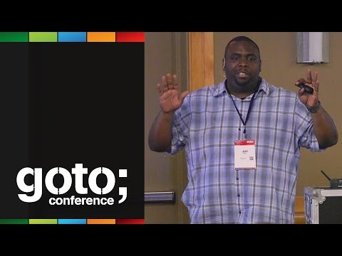 GOTO 2016 • DevOps - The Good, The Bad, The Ugly • Jeff Smit