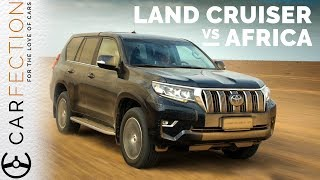 2018 Toyota Land Cruiser: The Last Great Off-Roader? - Carfection thumbnail