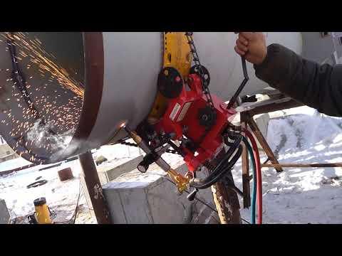 Орбита, резка труб/orbital Pipe Cutting