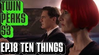 [Twin Peaks] S3 E18 Ten Things You Might Have Missed | The Return Part 18 - Season Finale