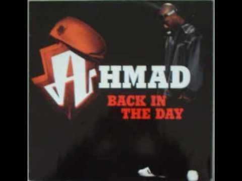 Ahmad-Back in the Days(Original)