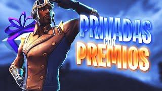 Win and Take your Private Games Skin #TeamExoTiic #ExoTiicRNM #envivo #fortnite #PRIVADAS