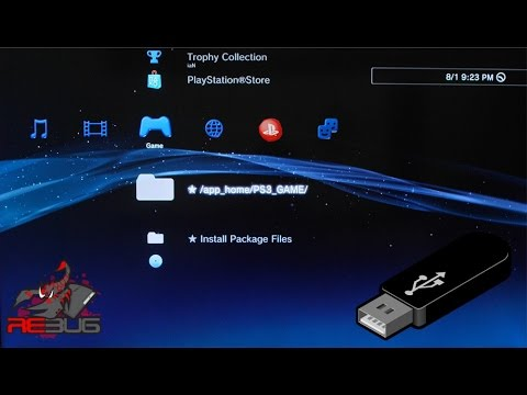 How To Jailbreak Ps3 Fat With Usb