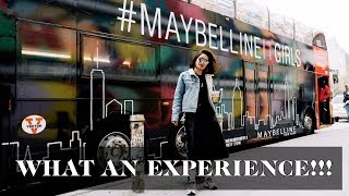Maybelline It Girls Experience in NYC | Laureen Uy