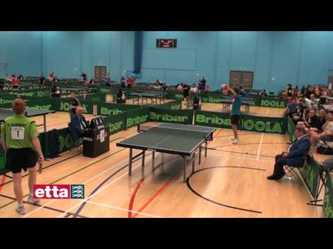 Bribar Bristol UWE Grand Prix Men's Singles Final
