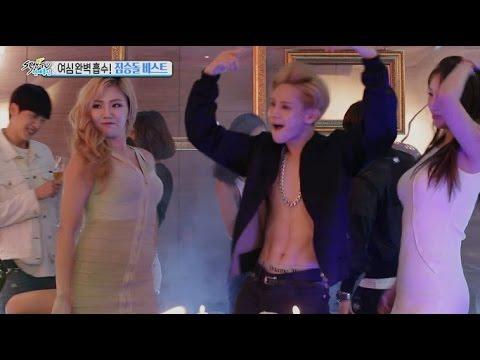 【TVPP】 BEAST - 'Yey' Music video shooting, 비스트 - '예이' 뮤직비디오 촬영 현장 @Section TV