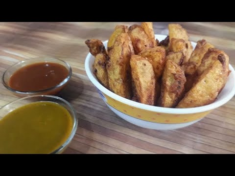 Potato Wedges Recipe Without Oven How To Cook Potato Wedges Without Oven Crispy Potato Wedges