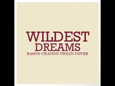 [Violin Cover]Taylor Swift-Wildest Dreams