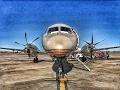 Etihad Regional | Saab 2000 | FCO-AOI |