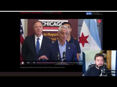 Chicago Becomes Trump-Free