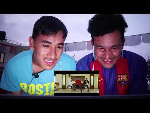The Cartoonz Crew | Flop Song Bhimphedi Guys & Aakash Thapa (Reaction Video)
