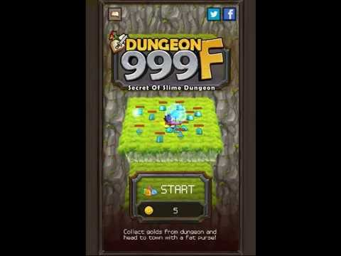Dungeon999F - GooglePlay PR (English)