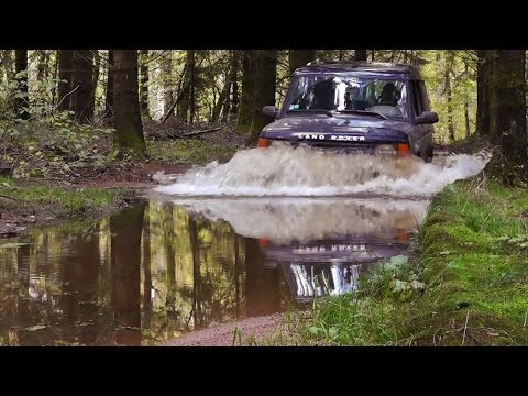 #1 Discovery 2 TD5 - First Time Off Road
