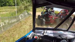 Polaris RS1 dominates land rush start at AWRCS Scrubgrass 2018 UTV - Truett Racing