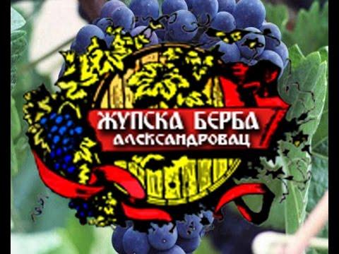 Zupska Berba Aleksandrovac Youtube