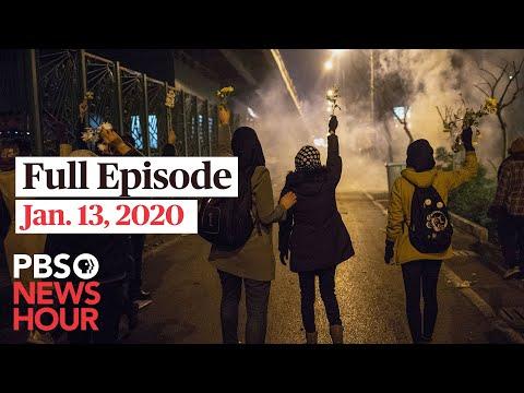PBS NewsHour West live episode, Jan 13, 2020