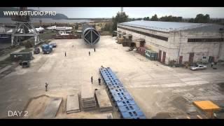 видео Доставка груза в Усинск