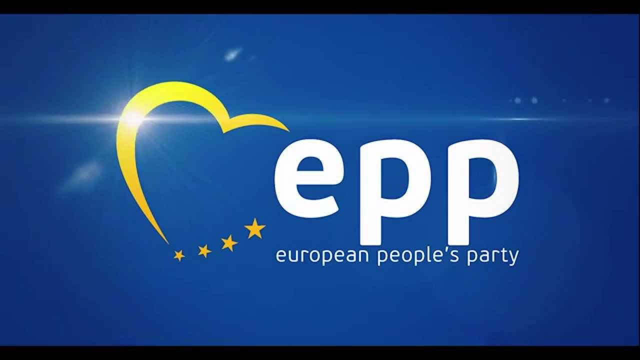 european people s party launches its new logo wearefamily youtube