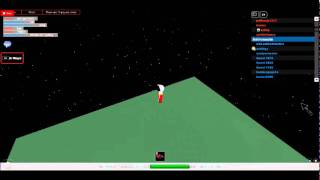 ROBLOX-dropping not so as planed to earth