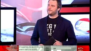 Попутчик - Итоги недели О.Осипов, А.Осипов, С.Литвиненко, С.Баранов