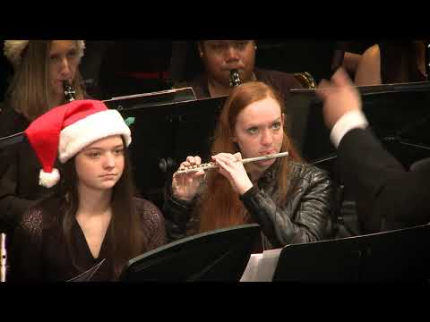 Central Virginia Wind Symphony - 13th Annual Holiday Spectacular (2017)