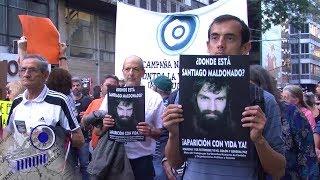 Marcha por la aparición de Santiago Maldonado - .Córdoba.ar