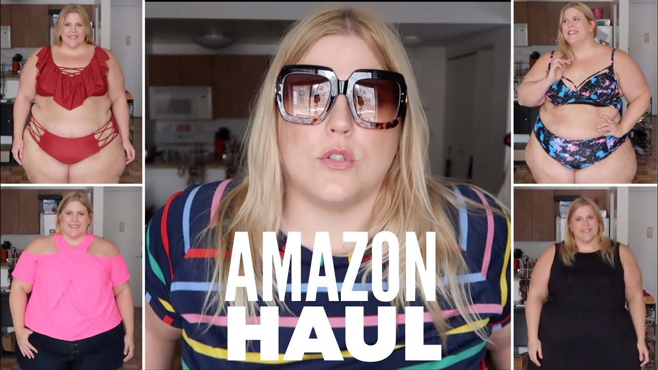 341204207c Amazon April Mega Haul  Swimsuits