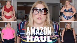 Amazon April Mega Haul Swimsuits Basics  Sunglasses