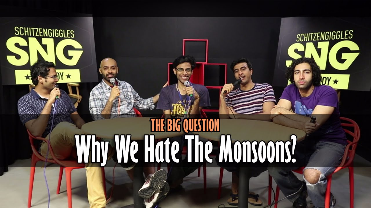 Download SnG: Why We Hate The Monsoons? Feat. Biswa Kalyan Rath | The Big Question Episode 16 | Video Podcast