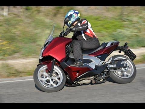 Honda Integra Test Rom