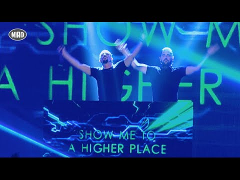 Dimitri Vegas & Like Mike στα Mad VMA 2015 by Coca-Cola (Full Version)
